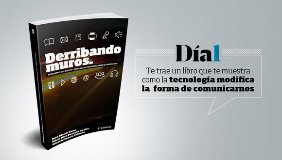 En este libro se reflexiona sobre el efecto de la tecnología en las comunicaciones y las relaciones entre personas.