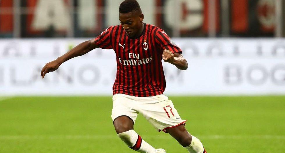 Rafael Leão – Portugal – 20 años – AC Milan | Foto: Agencias