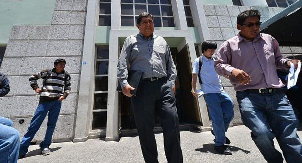 Consejeros declararon por denuncia de abuso de autoridad