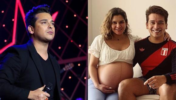 """""""Yo Soy"""": Imitador de 'Luis Miguel' pide oraciones para su hija recién nacida. (Foto: @rickysantos_oficial)"""