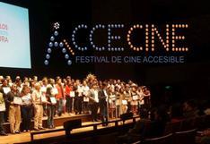 Festival de Cine Accesible: segunda edición será virtual y se realizará del 26 al 31 de enero