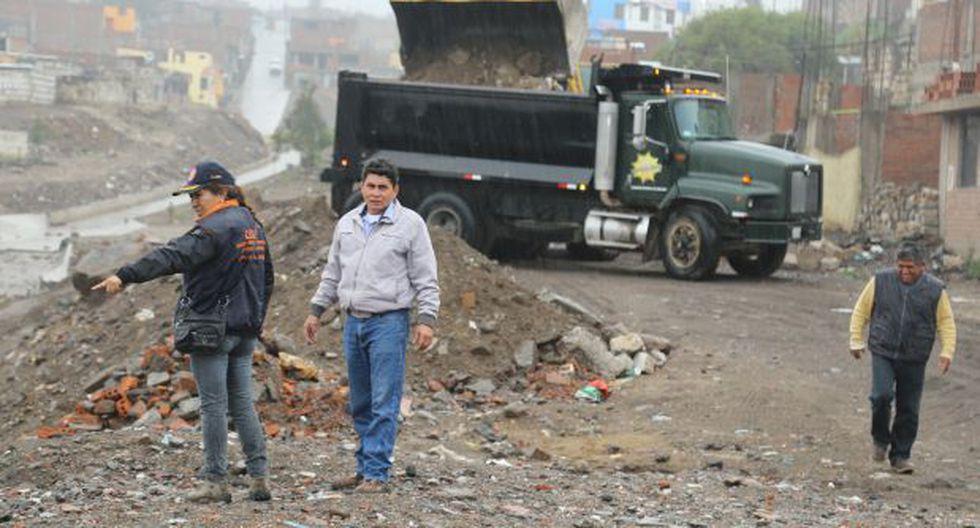 Arequipa: intensas lluvias provocaron la muerte de 3 personas