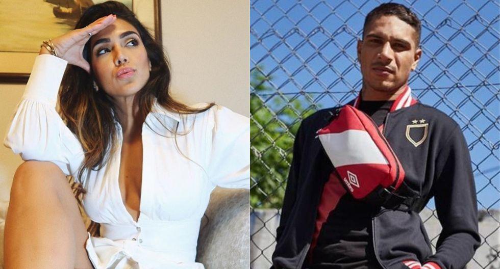 """""""El valor de la verdad"""": Vania Bludau confesó que Paolo Guerrero intentó salir con ella cuando mantenía una relación con Thaísa Leal. (Foto: Instagram)"""