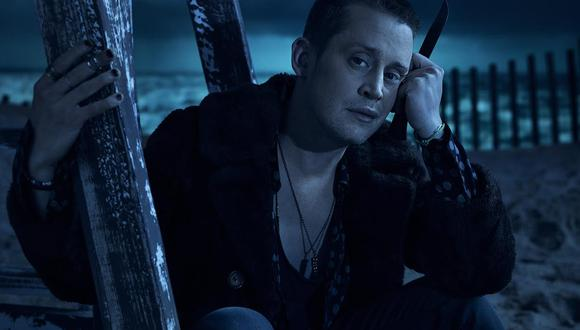 Macaulay Culkin as Mickey in AMERICAN HORROR STORY: DOUBLE FEATURE.