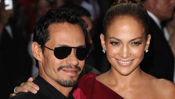 Jennifer Lopez y Marc Anthony están oficialmente divorciados