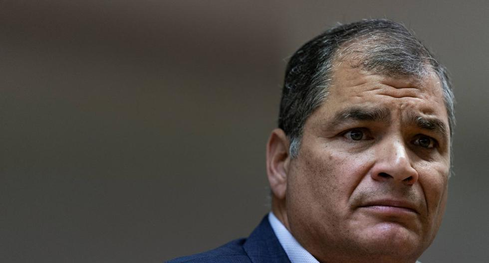 Rafael Correa calls to vote for Andrés Arauz in the Ecuadorian elections