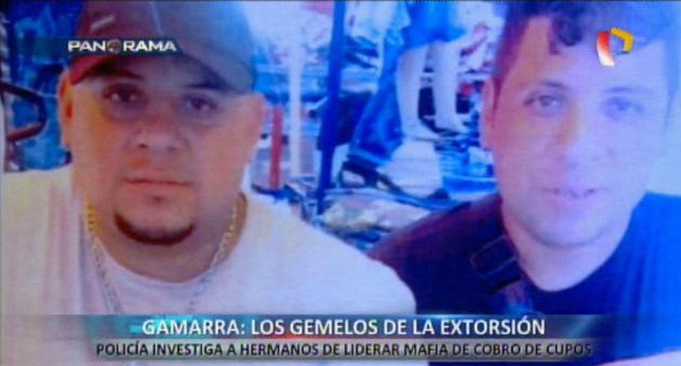 Los hermanos Miguel Ángel y Manuel Ernesto Elías Figueroa cambian de apariencia de manera constante para no ser reconocidos por las autoridades. (Foto: Panorama)