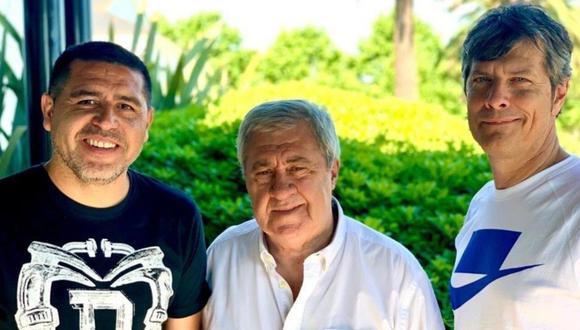 Mario Pergolini dio detalles de su renuncia a la vicepresidencia de Boca Juniors.