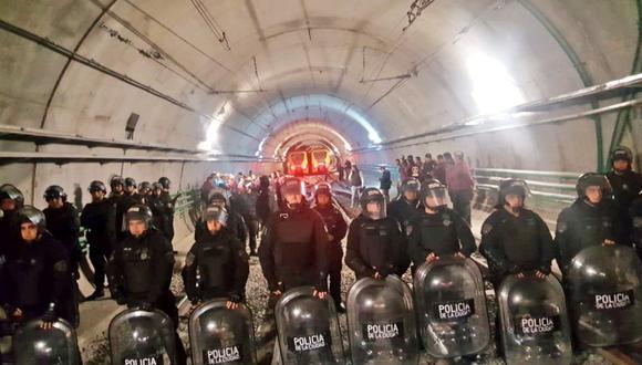 Convocan a huelga de metro de Buenos Aires tras arrestos en protesta sindical. (Foto: Twitter/@HugoYasky)