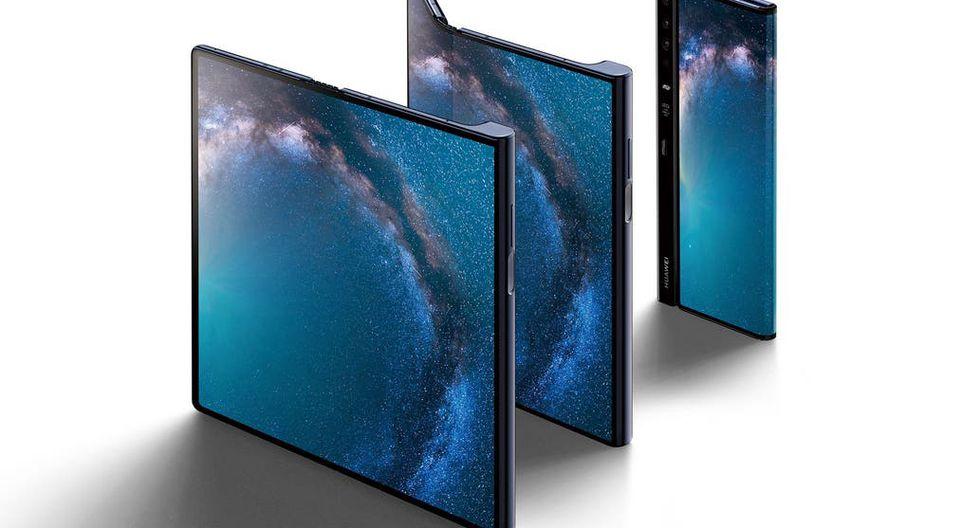 Huawei Mate X. (Foto: Huawei)