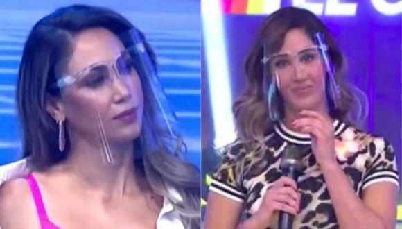 Melissa Loza volvió a pronunciar sobre el ingreso de Spheffany Loza en EEG.  (Foto: Captura de video).