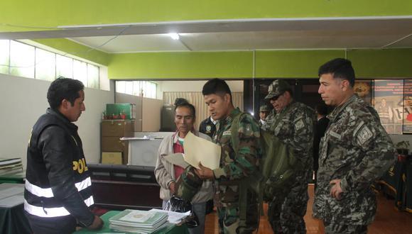 (Foto: Ejército del Perú)