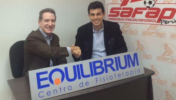 Safap: ¿Qué convenio firmó que beneficiará a futbolistas?