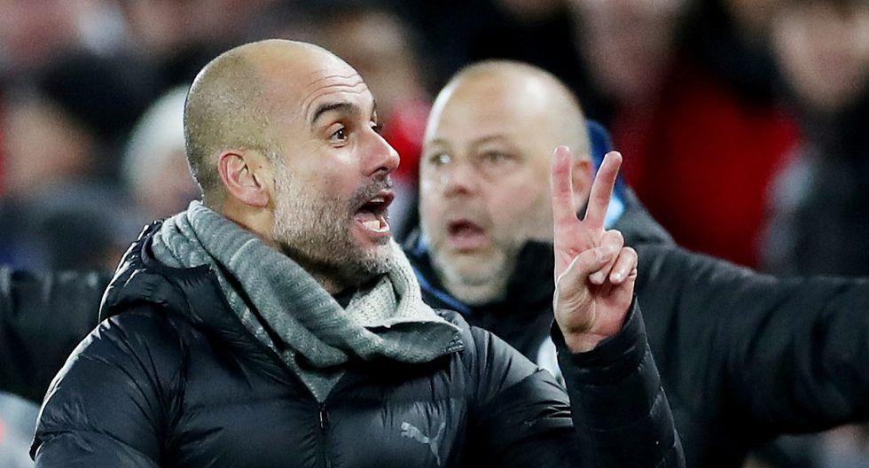Manchester City cayó frente al Liverpool el último fin de semana   Foto: Reuters