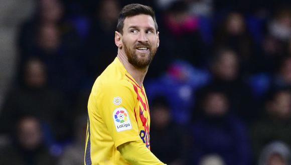 Lionel Messi cerró la temporada de LaLiga con 25 goles. (Foto: AFP)