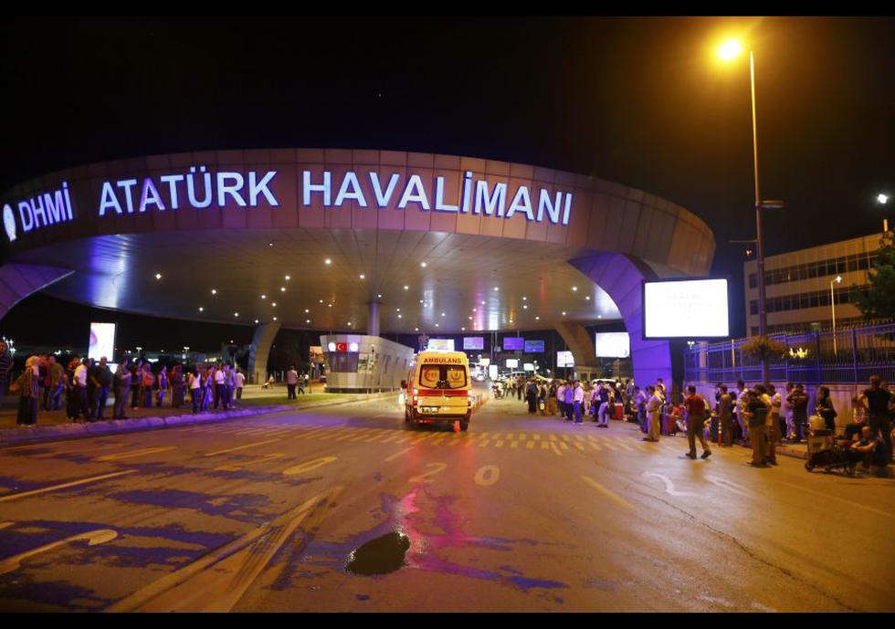 Turquía: Terror tras ataque suicida en aeropuerto de Estambul - 1