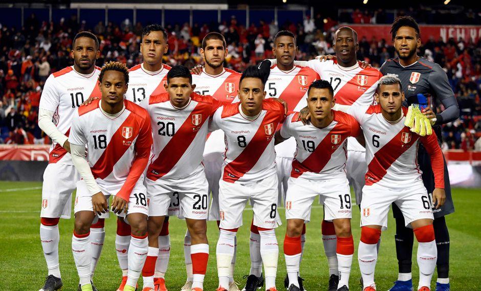 Perú debutará en la Copa América 2019 el próximo 15 de junio frente a Venezuela. (Foto: AFP)