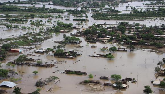 Mediante un comunicado, los especialistas del CIAR Piura mostraron su preocupación un nuevo desborde del río Piura