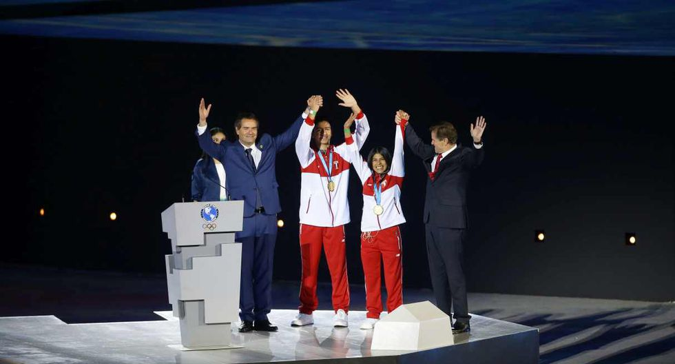 Panam Sports agradece a Perú por los Juegos Panamericanos. (Foto: GEC)