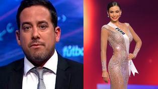 """Oscar del Portal sobre Miss Universo: """"Sentí que nos habían robado el partido, como el Perú-Brasil"""""""
