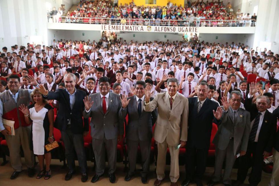 Así se inició en colegios de Lima el Año Escolar 2017 [FOTOS] - 12