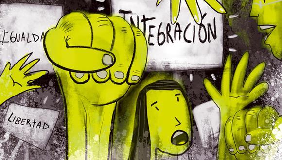 """""""Es tentador pensar que el Perú ha producido grandes artistas individuales y, en cambio, pocas instituciones sólidas"""". (Ilustración: Giovanni Tazza)."""