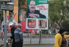 Elecciones 2018: retiran propaganda electoral cerca de lugares de votación | FOTOS