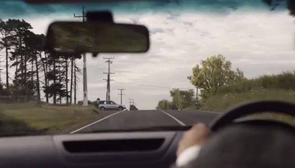 Impactante spot en Nueva Zelanda sobre el exceso de velocidad