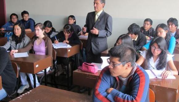 Escolares de 25 mil colegios serán evaluados en noviembre