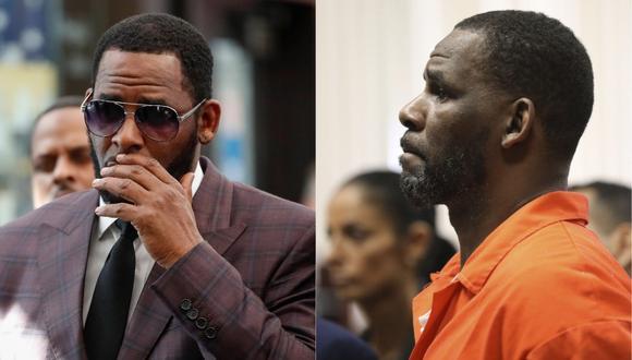 Cantante R. Kelly seguirá en prisión pese a solicitud de abogados. (Foto: AFP)