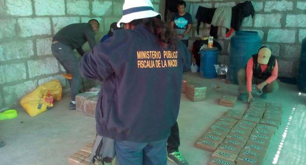 Arequipa: incautan a 3 mexicanos droga valorizada en $2 mllns. - 2