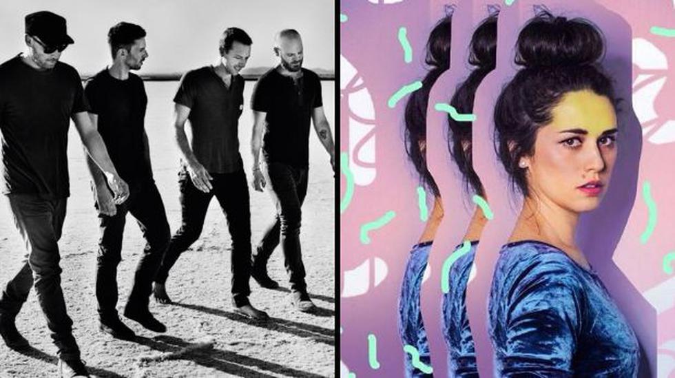 Coldplay recomendó a sus fans que escuchen a artista peruana - 2