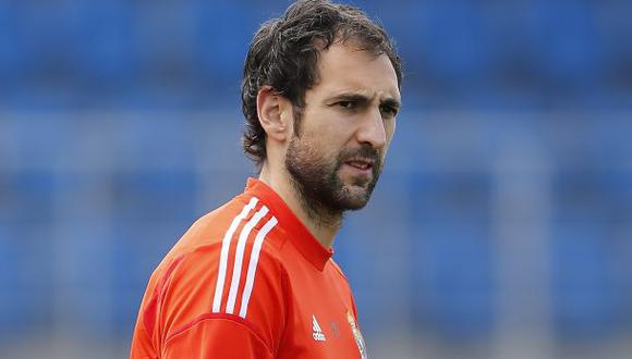 """Diego López: """"Soy mejor y lo saben, pero hagan lo que quieran"""""""