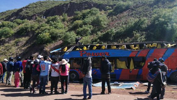 Sutran suspende la ruta Puno-Juliaca-Ayaviri-Sicuani-Urcos-Cusco y viceversa de la empresa Expreso Power E.I.R.L (Foto: Andina)