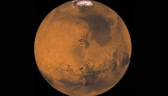 Luego de la Luna, Marte es el siguiente objetivo de la exploración humana.