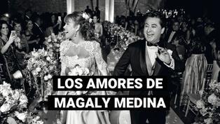 El historial amoroso de Magaly Medina