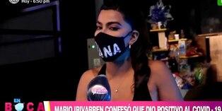 Ivana Yturbe envía mensaje de aliento a Mario Irivarren tras dar positivo a COVID-19