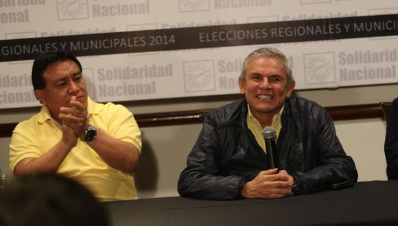 Según un aspirante a colaborador eficaz, José Luna Gálvez habría utilizado Telesup como fachada para justificar pagos recibidos por Luis Castañeda Lossio. (Foto: GEC)
