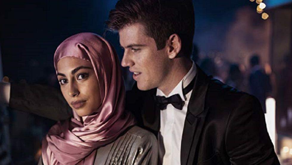 Élite: las confesiones más íntimas de Mina El Hammani, Nadia en la serie española (Foto: Netflix)