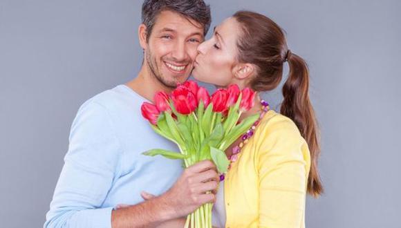 Recomendaciones para regalar flores por el Día de San Valentín