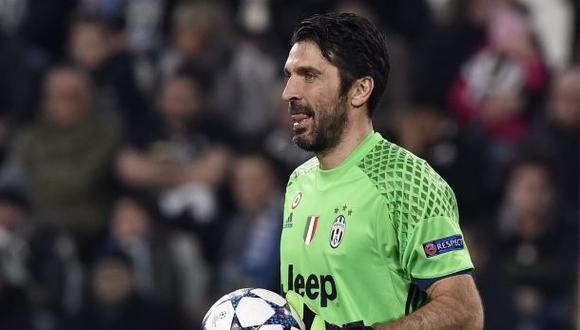 Champions: Buffon y el club que no quiere enfrentar en cuartos