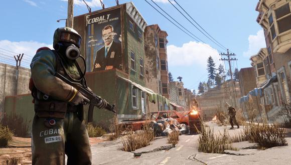 Rust es un videojuego de supervivencia para PC. (Difusión)
