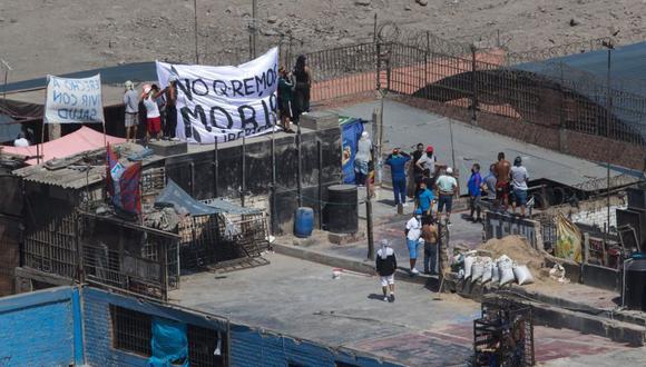 """""""Y de pronto, lo que en otras circunstancias hubiera sido un escándalo pasó piola"""". (Foto: Anthony Niño De Guzmán/GEC)"""