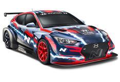 Hyundai Veloster N ETCR: un deportivo eléctrico destinado a la competición