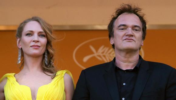 Quentin Tarantino admitió denuncia de Uma Thurman por peligrosa escena en Kill Bill. (Foto: AFP)