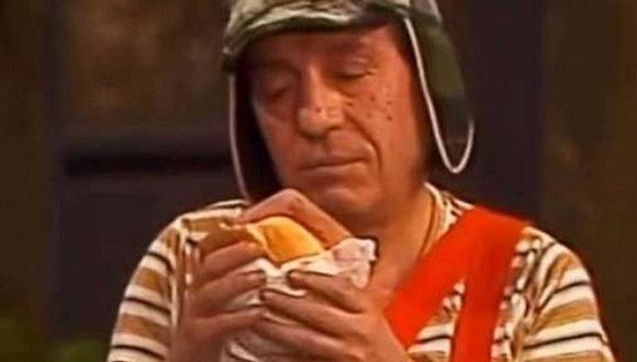 El Chavo del 8 era capaz de hacer todo lo que estuviera a su alcance con tal de comer una torta de jamón. (Foto: Televisa)