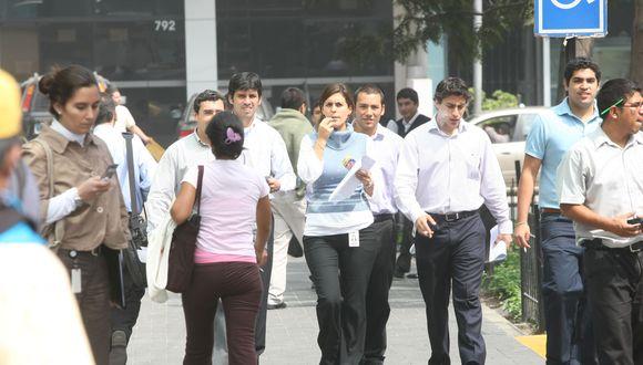 Las compañías buscan profesionales peruanos capaces de resolver problemas o que planteen mejoras en el área. (Foto: GEC)