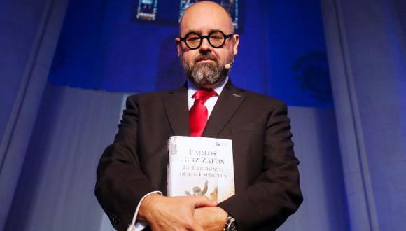 """Ruiz Zafón: """"La literatura es una fuente de placer y disfrute"""""""