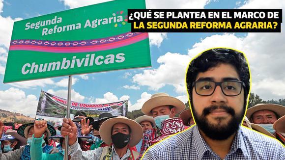 ¿Qué cambio plantea el Gobierno en el marco de la segunda reforma agraria? - LPD