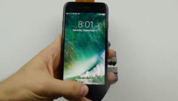 La peor modificación que se le puede hacer a un iPhone 7
